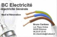 BC Electricité Bruno CARDOSO