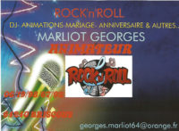 George Marliot – Animation