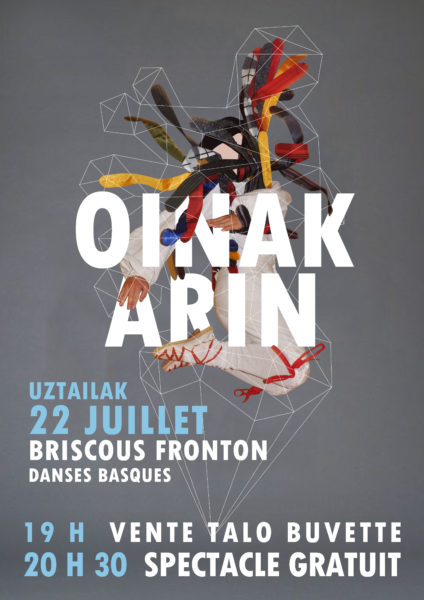 OINAK ARIN spectacle adultes
