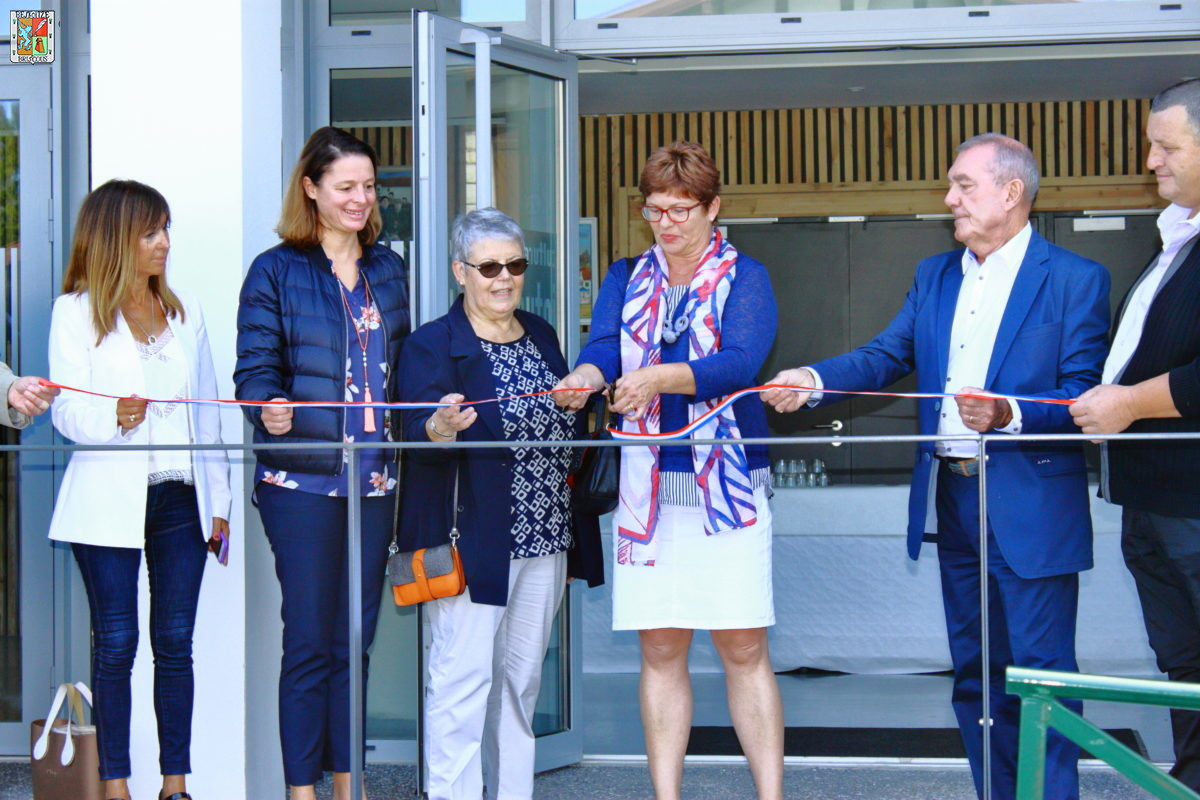 Inauguration de l 39 espace culturel bixintxo les photos - Porte ouverte mulhouse culte en ligne ...