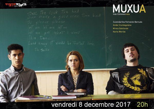 Pièce de théâtre: MUXUA