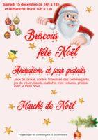 Animations et marché de Noël