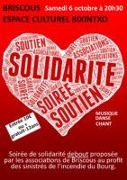 Soirée de solidarité