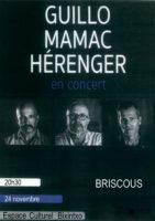 Concert «GUILLO MAMAC HERENGER»