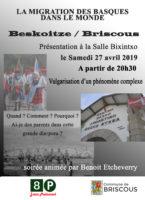 «La migration des basques dans le monde»
