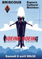 Théâtre «Boieng Boeing