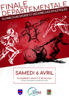Sapeurs pompiers volontaires: Finale départementale du parcours sportif et des épreuves athlétiques