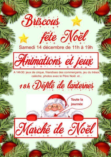 Animations de Noël 14 décembre