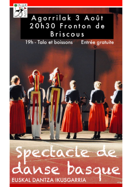 OINAK ARIN: spectacle adultes