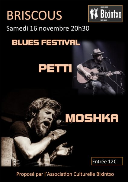 Concert PETTI et MOSHKA