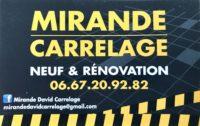 MIRANDE CARRELAGE