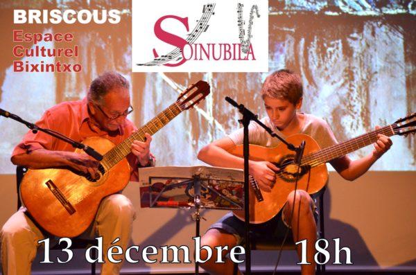 Concert des familles Soinubila