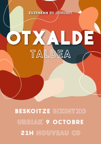 OTXALDE TALDEA